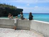 <h5>Kids relaxing at Boca Slagbaai</h5><p></p>