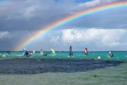 <h5>There are often rainbows on Bonaire!</h5><p></p>