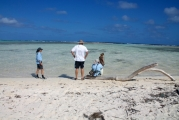 <h5>Fly Fishing at Sorobon Beach near the fisherman's hut Bonaire</h5><p></p>
