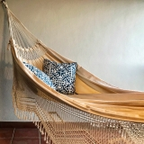 <h5>Brazilian hammock on the terrace</h5><p>																																																			</p>