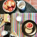 <h5>Breakfast at home in Bonaire</h5><p>																																																			</p>