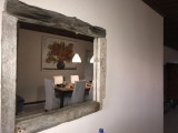 <h5>driftwood framed mirror at blue view breezy bonaire</h5><p>																																																			</p>
