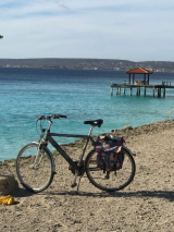 <h5>Rent a Bike on Bonaire, photo at Bachelor's Beach</h5><p>																																																																																					</p>