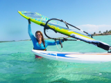 <h5>Windsurf paradise in Lac Bay Bonaire</h5><p>																																																																																					</p>