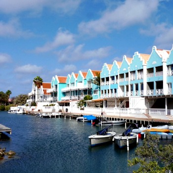 Caribbean Court apartments for vacation rental on Bonaire