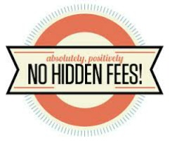 Booking Fees? Just Say No.