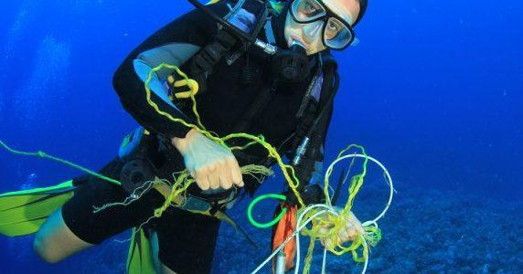 Volunteer to Keep Bonaire Beautiful: Dive Clean-Up