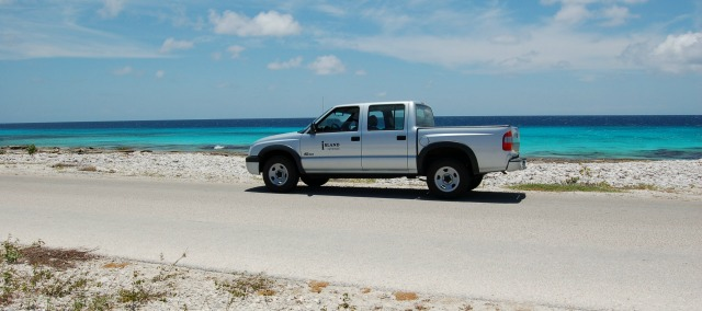 renting a car on Bonaire