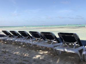 no more sargassum invasion bonaire update july 2018 windsurf place