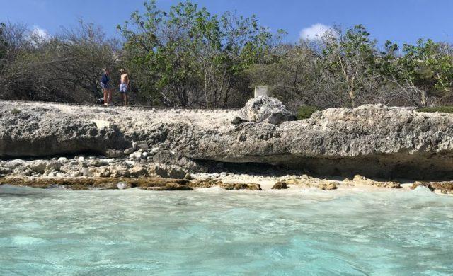 Jeff Davis Dive Site Bonaire
