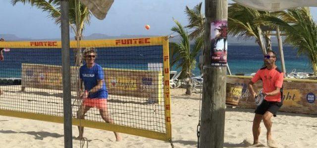 Beach Tennis Bonaire