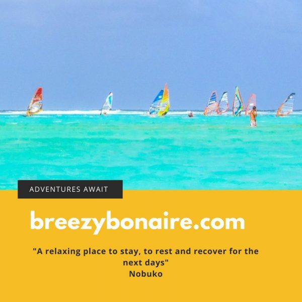 where to stay on bonaire breezybonaire