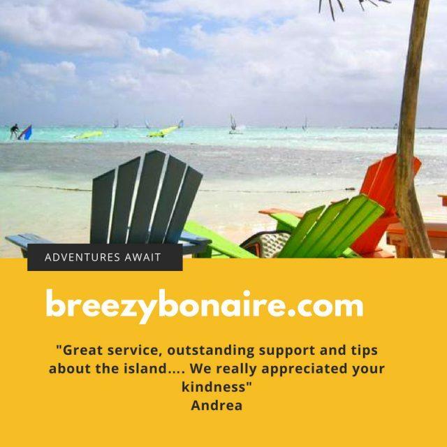 breezybonaire vacation rentals