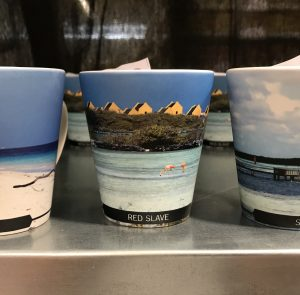 souvenir bonaire photo mugs