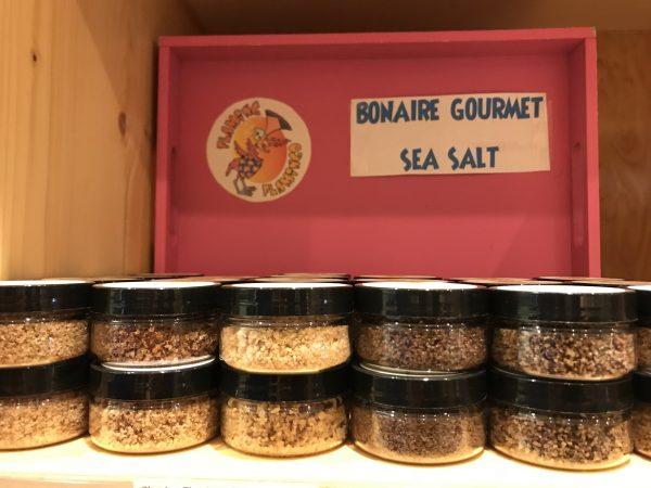 bonaire gourmet sea salt