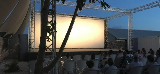 movie theater bonaire