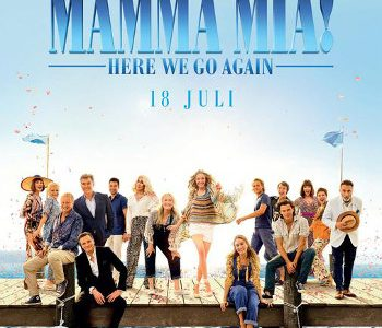 This week's movies on Bonaire: Mamma Mia world premiere!