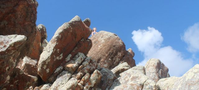 The best hike on Bonaire