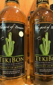 tekibon liquor made on bonaire
